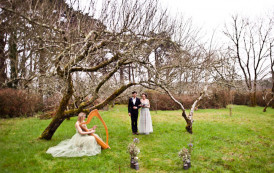 The colors for a Celtic Wedding: Decoration ideas