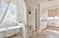 Bathroom furniture Shabby Chic economic?