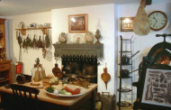 Furnishing: kitchen vittoriania