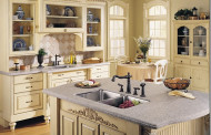 Furnishing: Victorian kitchen