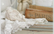 Shabby Chic Nello décapage stile
