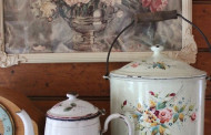 Shabby Chic Porcelaines