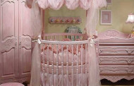 Room Girl Romantic Pink Tulle