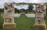 Rustic Wedding Ceremony Ideas