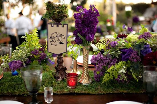 Amy & Michael's Renaissance Steampunk-themed Wedding (With images ...