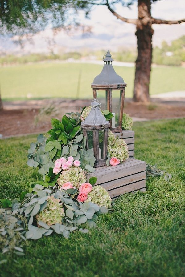 rustic-chic-lantern-wedding-decor-ideas