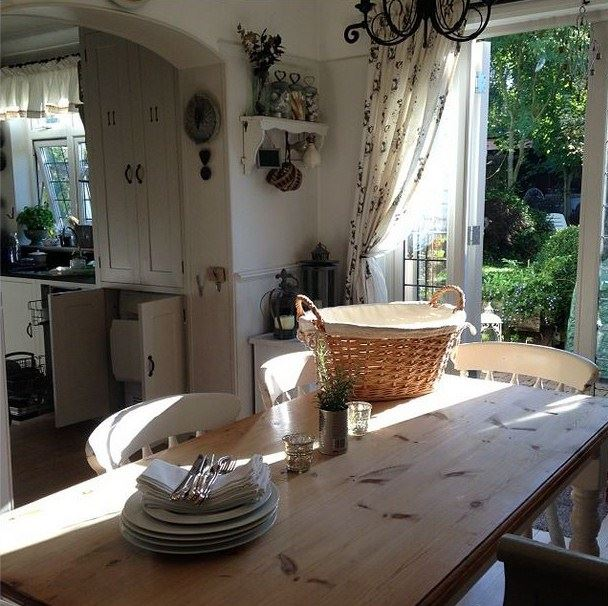 Cucina di campagna Shabby Chic | My Life in the Countryside